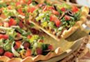 Southwest Taco Pie - The Pampered Chef®  Shop now or join my team @ www.pamperedchef.biz/emileeskitchen, join me on Facebook Emilee's Pampered Chef Kitchen. Contact me to get some FREE :)
