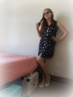 Outfit Post: Hollywood Dress