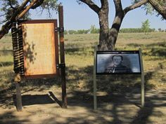 Image  Silas Soule memorial
