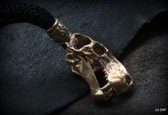 Gorgonopsid Custom Bead #2