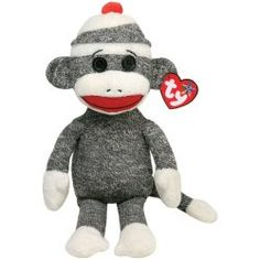 Collectables: Tips for Collectors: Ty Sock Monkey