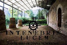 Santuario di Diana Nemorense (walkthrough)
