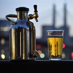 uKeg May Have Solved the Biggest Problem with the Beer Growler #FWx