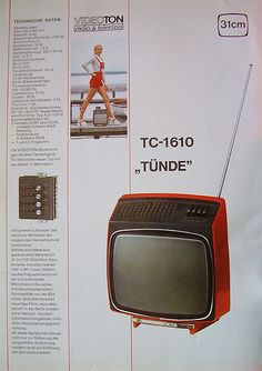 Videoton TC 1607 Tünde