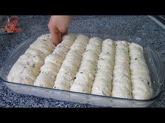 Tava içinde hazırlanan ve dakikalar içinde pişen bu harika tava böreğini denemeyen herkes pişman olur. O kadar farklı ve o kadar lezzetli bir hamur işi Potato Donuts Recipe, Bread Recipes, Cake Recipes, Good Food, Yummy Food, Delicious Donuts, Breakfast Potatoes, Middle Eastern Recipes, Turkish Recipes