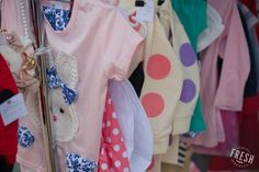 Petal Baby Boutique has some really unique and cute outfits for babies and toddlers. Find these at the Moreleta Village Market in Pretoria.