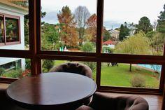 Outono no Hotel Alpestre em Gramado