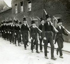 Голландские ополченцы