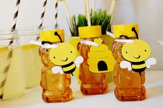 baby shower on pinterest bumble bees baby shower centerpieces baby shower bumble bee decorating ideas 236x157