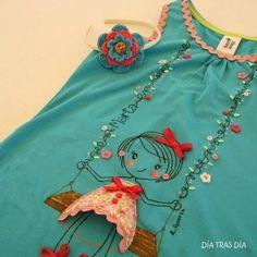 Крутые идеи декора домашней и детской одежды