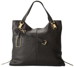 Vince Camuto Riley Tote, Black/Running, One Size ** To view further for this item, visit the image link.