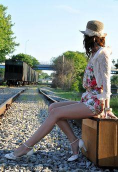 Railroad photoshoot - Google Search