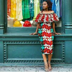 Head-Turning Ankara Styles! Super Chic and Classy Ankara Outfits - Wedding Digest Naija