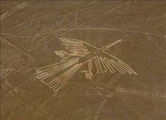 ナスカの地上絵 - ペルー / Geogryphs of Nazca - Peru Nazca Lines Peru, Nazca Peru, Ancient Aliens, Ancient Art, Ancient History, Land Art, Ufo, Art Rupestre, Art Ancien