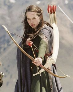 Susan in The Chronicles of Narnia