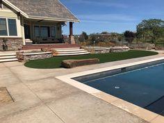 Artificial Putting Green, Artificial Turf, Turf Installation, Bocce Court, Drought Tolerant Landscape, Bay Area, Grass, Pergola, Construction