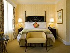 The Fairfax at Embassy Row Hotel Guestroom