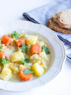 Découvrez la recette Ragoût vegan express sur cuisineactuelle.fr.