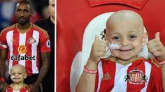 Everton aide un cancéreux de 5 ans fan de Sunderland!