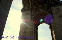 L'Arc De Triomphe - Paris