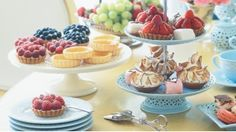 Great recipes for High Tea from homelife.com