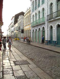 São Luiz, Maranhão, Brazil Um lindo lugar e parada obrigatória de todo viajante. Recomendo!