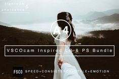A4 VSCO Cam Inspired Preset LR & PS by FilterCollective on @creativemarket