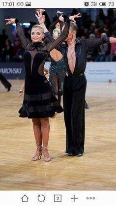 Salsa Bachata, Latin Dance Dresses, Dance Stuff, Ballroom Dress, Dance Costumes, Maxi Dresses, Latina, Black, Fashion