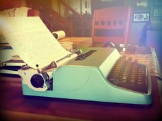 Typewriter. 1966 Olivetti Lettera 32