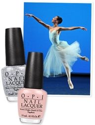 OPI New York City Ballet Collection out in April