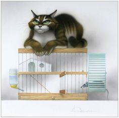 """The Cage"" ~*~ Vladimir Stakheeva"