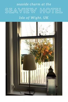 Stay at a hotel full of coastal charm and local history on the UK's Isle of Wight. Check out our review, by A Pair of Passports. The Seaview Hotel & Restaurant, Isle of Wight, United Kingdom | Accommodation on Isle of Wight | Hotel Review