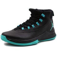2d01c33e3d35b Original New NIKE Men s Basketball Shoes Jordan High-cut Breathable  Wear-resistant Athletics Outdoor