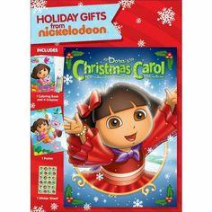 Dora the Explorer Christmas Carol Adventure- Holly