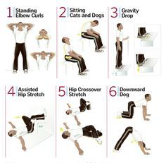 This 15-minute recovery workout, based on moves from the Egoscue Method, will have you standing tall and moving easy. -1