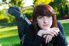 unique senior pictures | Everett Senior Pictures for Girls : Paxton Portraits