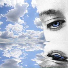 The #Spiritual #Empath #Reflection
