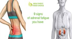 9 Signs That Adrenal Fatigue Is Behind Your Anxiety, Sleep Problems And Joint Pain - https://healthiestfoodchoice.com/9-adrenal-fatigue-anxiety-sleep-problems-joint-pain/