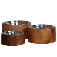 Environmentally Friendly Dog Bowls  http://www.unleashedlife.com/product/designer-pet-bowls-anderson-collection/