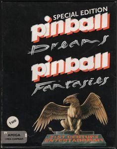 Pinball Dreams & Pinball Fantasies SE (Amiga)