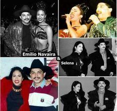 Selena & Emilio, Tejano Royalty.