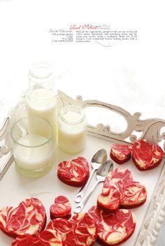 Cheesecake-Swirl Red Velvet Brownies