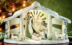 irish nativity set | click on photo for larger image if available this beautiful