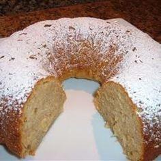 Super Duper Easy Apple Cake - Allrecipes.com
