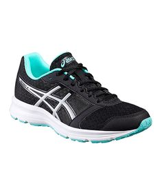 ASICS PATRIOT 8 WOMAN NEGRO TURQUESA T669N 9993
