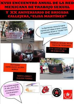 LA VOZ DEL ANÁHUAC-SEXTA X LA LIBRE: XVIII encuentro anual de la red mexicana de trabaj...