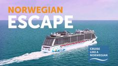Explore the New Norwegian Escape | Cary Travel Express