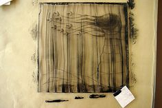 Step by step process for drypoint on plexiglass. Don't forget to wet or dampen paper.