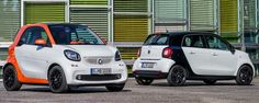 Smart Fortwo, Forfour reborn with fresh styling on new platform [w/video] Smart Auto, New Smart Car, Smart Forfour, Benz Smart, Mercedes Smart, Smart Fortwo, Toyota Aygo, Peugeot, Top 10 Sports Cars