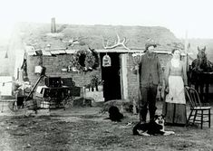 OurStory : Activities : Life in a Sod House : More Information